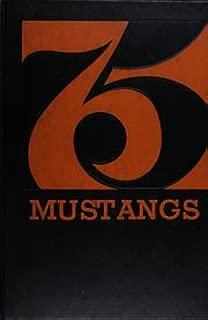 (Custom Reprint) Yearbook: 1975 Manitou Springs High School - Mustang Yearbook (Manitou Springs, CO)