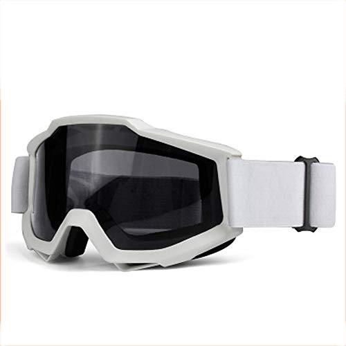 AUEDC OTG Skibrille, Snowboardbrillen windundurchlässige Ski-Schnee-Schutzbrillen für Männer und Frauen und Jugend für Männer, Frauen und Jugend im Freien Sport,C