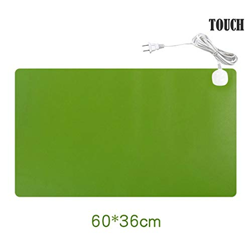 220V Office Waterproof Desk Electric Heating Pad Heated Table Mouse Warmer Mat L, Office & Stationery Stationery Clearance Sales