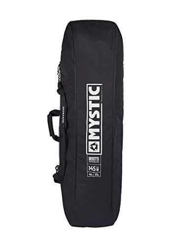 Mystic Watersports - Surf Kitesurf & Windsurfing Star Boots Board Kite Bag 1.45M Schwarz 190067 - PVC-beschichtetes 420D Polyester