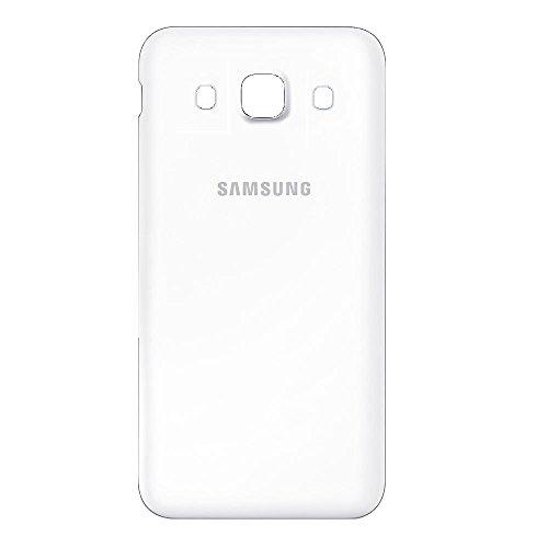 juba755.store Copribatteria Back Cover Posteriore Bianco Originale per Samsung Galaxy J3 2016