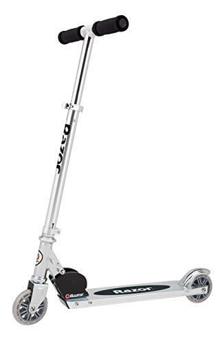 Razor A Kick Scooter - Clear/Black - FFP
