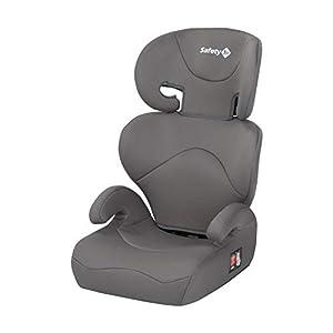 Safety 1st Road Safe Silla de coche grupo 2/3, reclinable en 2 posiciónes, Fácil y rápida de instalar con cinturón de seguridad, color Gris