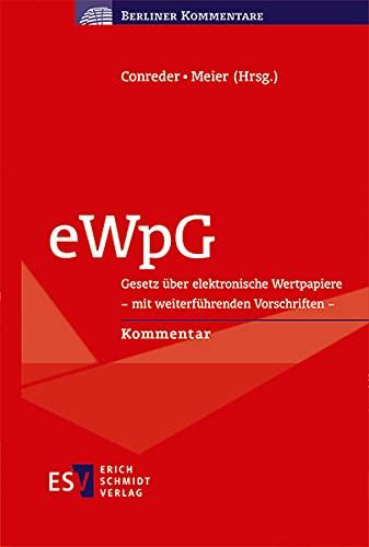 eWpG: Gesetz über elektronische...