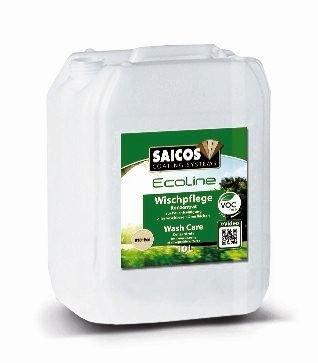 Saicos Ecoline Wischpflege 8101 Konzentrat 10 Liter