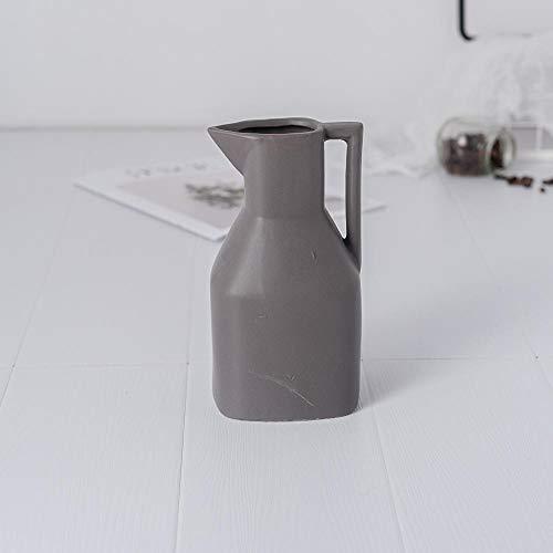 Deendeg bloempot keramiek vaas kleur glazuur vaas decoratie decoratie vaas vaas