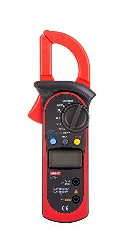 UNI-T UT201/MIE0067 UT201 MIE0067 2A ~ 400A Digitale Zangen Multimeter DC Spannungsprüfer AC Strom Widerstand/Ohm Meter Tester Auto Range