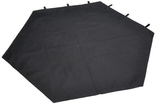 Trixie 6257 natura Boden für Freilaufgehege # 6250/6253, schwarz