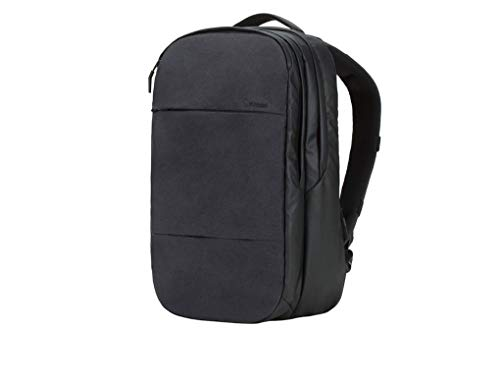 INCASE City Collection Backpack for 17inch MacBook Pro 通勤や通学など普段使いのバックパック シティコレクションバックパック (ブラック/ダークネイビー) [並行輸入品]