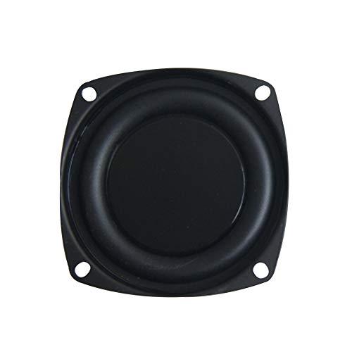 szlsl88 luidspreker, membraan, duurzame plaat, trillende lage tonen en licht, licht, voor op reis thuis, valse trompet 3 inch bas