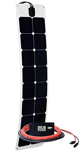 Go Power! GP-FLEX-50 Solar Kit 50W Flexible