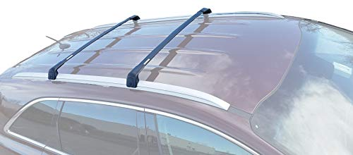 BRIGHTLINES Roof Racks Cross Bars Replacement for 2017-2020 Kia Sportage Non-Panoramic