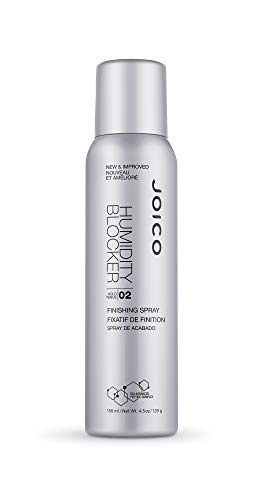 Joico Humidity Blocker Finishing Spray | Control Frizz & Protect Against | For Most Hair Types