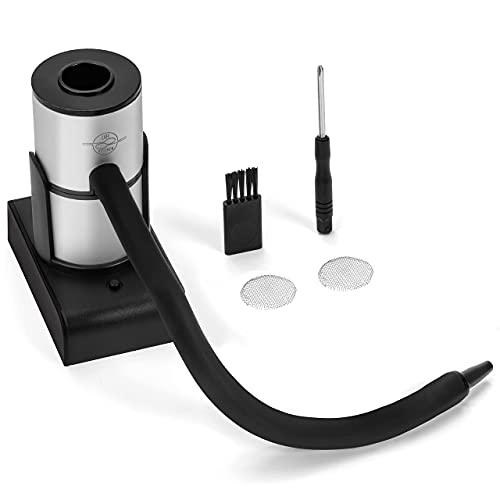LVH Kitchen Portable Smoker Smoke Gun – Top-Loading Wood Chip Smoke...