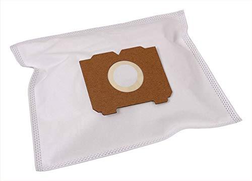 10 stuks stofzuigerzakken geschikt voor AEG AE4586 Ae 4586 Ergo Essence Ergo Essence Ae 4586 met extra filter