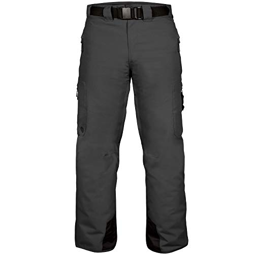 Wildhorn Bowman Insulated Snowboard & Ski Pants - Windproof Waterproof Men's Snow Pants