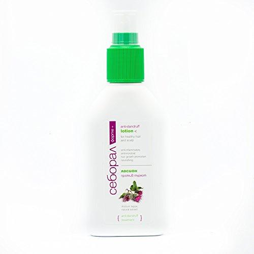 Seboral Forte Lotion anti-chute et anti-pelliculaire – Améliore la repousse et prévient tous les types de pellicules – 150 ml