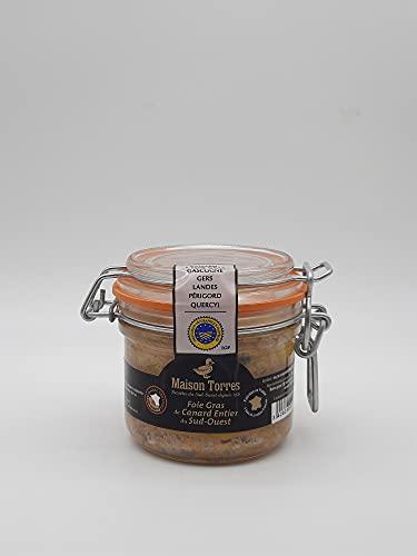 Maison Torres Foie gras de Canard Entier Du Sud-ouest Igp 130 g