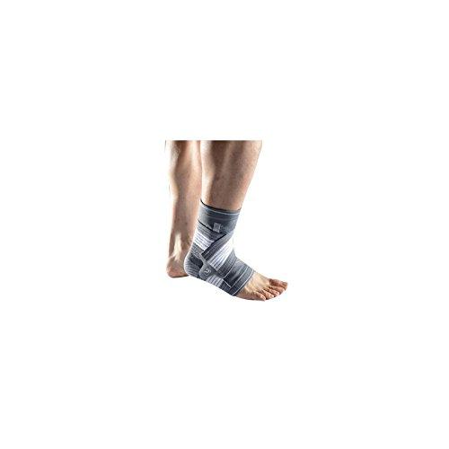 LIVEUP SPORTS - Cavigliere Sportiva S/M Supporto Caviglia con Cinturino Fascia Elastica Cavigliera Piede Palestra Sport Fitness Distorsioni Urti