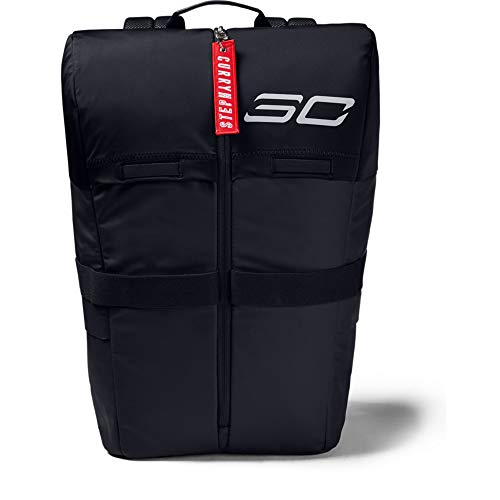 Under Armour SC30 Backpack, Black//Black, One Size Fits All