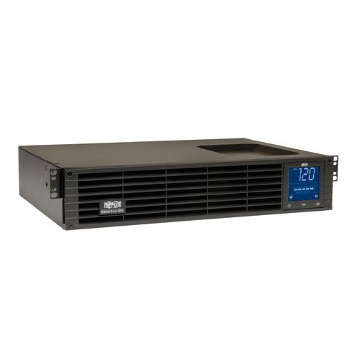 Tripp Lite 1500VA Sine Wave UPS Battery Backup, LCD, 1000W AVR Line-Interactive, 2U Rackmount, USB, DB9, 2 & 3 Year Warranties, 250,000 Insurance (SMC15002URM)