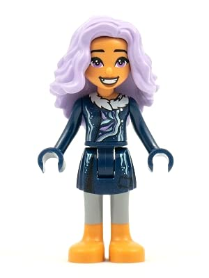 LEGO Disney Sisu Minifigura Humana de 43185