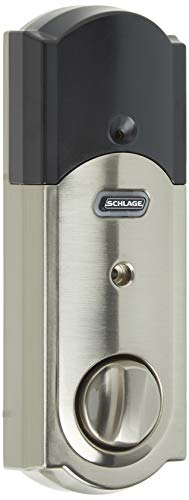 Schlage Z-Wave Connect Camelot Touchscreen...