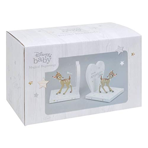 Widdop Disney Magical Beginnings 3D Bookends Bambi
