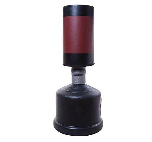 Homcom Sac de Frappe Boxe autoportant Punching Ball Hauteur reglable 160-185cm