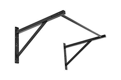 SMART Athletics Klimmzugstange für Calisthenics und Cross-Training // HOLD Strong Pull Up Bar // Wand- und Deckenmontage // modernes Design // Profiqualität und Studiozulassung nach EN 957