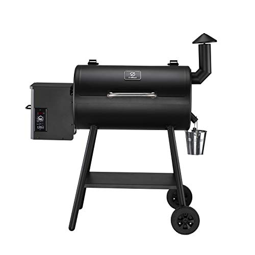 Z GRILLS Wood Pellet Grill and Smoker Ourdoor with Update Pid Controller...