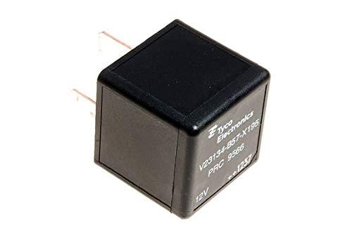 Genuine LAND ROVER ABS PUMP RELAY BLACK RANGE ROVER 4.0 4.6 P38 PRC9566