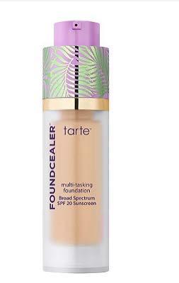 Tarte Babassu Foundcealer Skincare Foundation Broad Spectrum SPF 20 - (16s Fair-light Sand)