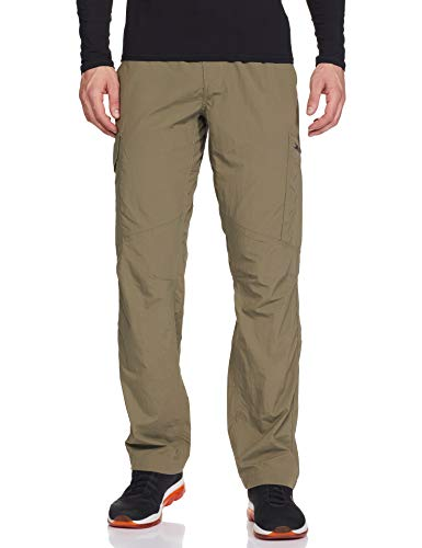 Columbia Silver Ridge Pantalón Cargo para Hombre, Transpirable, Protección UV 50