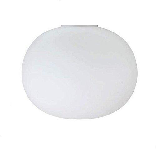 Flos Glo-Ball Lampe E27, 205 W, Blanc