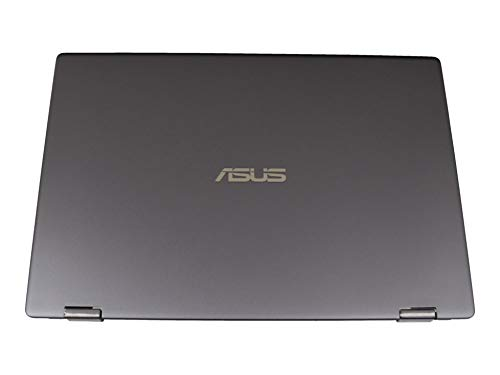 ASUS Unidad de Pantalla tactil 14.0 Pulgadas (FHD 1920x1080) Gris Original para la série VivoBook Flip 14 TP412UA