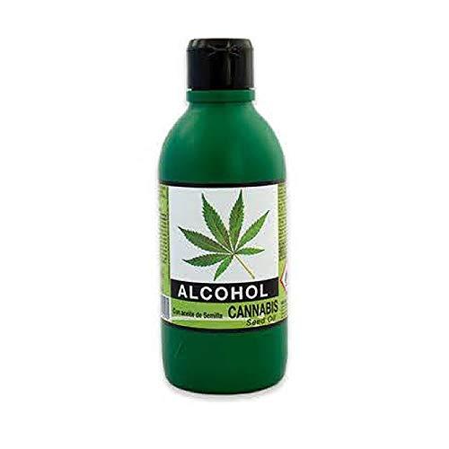 Kelsia-Naturals New Comfort Alcohol De Cannabis 250Ml. 250 g