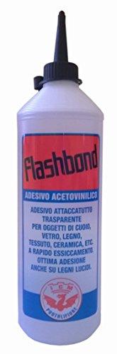 "ADESIVO RAPIDO TRASPARENTE ""FLASHBOND"" ML.500"
