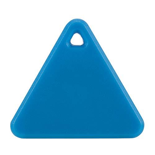 Plyisty Rastreador Anti-perdida, Rastreador de teléfono, Teléfonos compatibles con Temporizador automático Remoto para Llave para Billetera para teléfono Mascota(Blue)