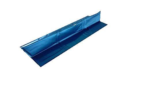 WABEZU Thermotrennwand für Softside Wasserbetten | Trennwand passend zu unseren Wasserkernen | kein Trennkeil (210 cm)