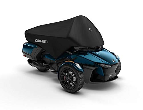 Can-Am Travel Cover - Black - for Spyder RT 2020 and Up 219400969