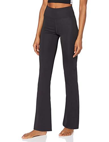 AURIQUE BAL1150 Pantaloni Yoga, Carbone, 42