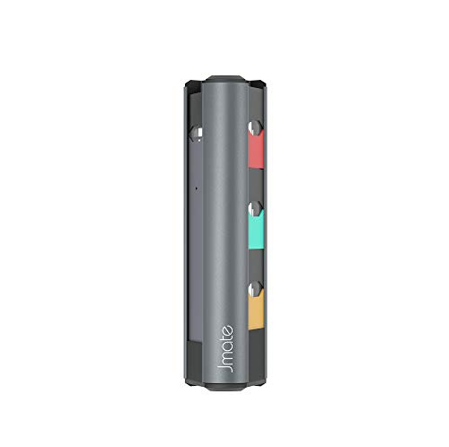 Jmate P2 Charging Case For JUUL Extra Space For 3 Pods