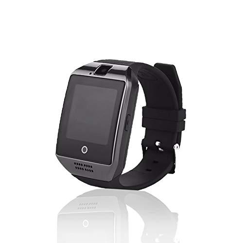 CUHAWUDBA Q18 Reloj de Teléfono Inteligente Anti-Perdida Multi-Funcional de la Tarjeta Portátil de la Cámara HD Reloj de Prensa de la Pantalla