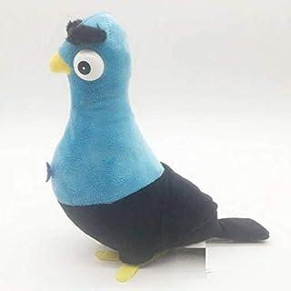 Paloma Nuevo Azul De Felpa Juguete Suave Reino de Juguetes de Peluche de pájaro