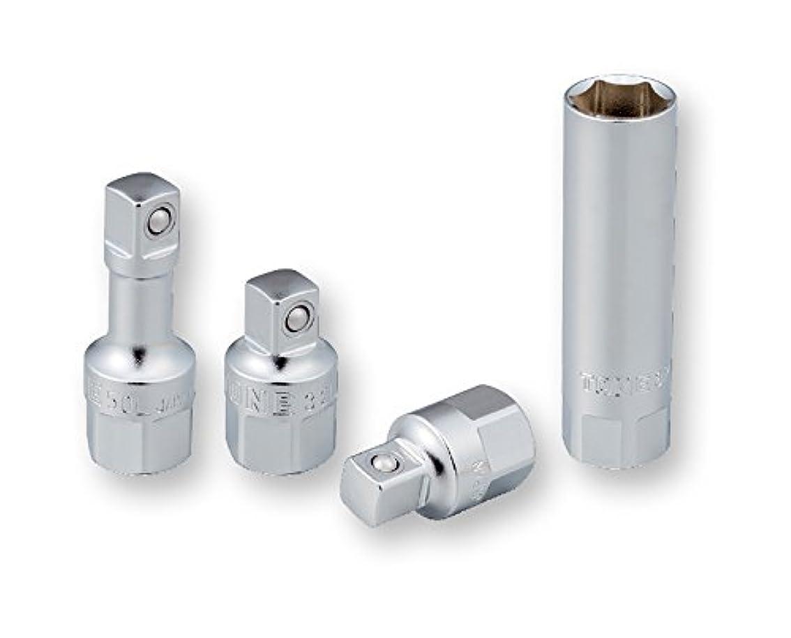 トネ(TONE) プラグ交換セット(水平対向エンジン向け) 差込角9.5mm(3/8