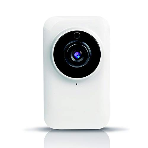Seculink 1080P Home IP-camera, dag/nachtzicht, bewegingsdetectie, alarm, 2-weg audio, wifi, afstandsbediening, P2P-baby/ouders, dieren, kindermeisjesmonitor Packung mit 1
