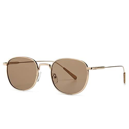Gafas de sol redondas Retro Trend Street Gafas de sol