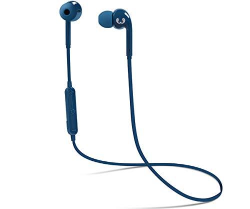 Fresh 'n Rebel Vibe Wireless - In-ear Headphones - Indigo   Cuffie auricolari Bluetooth con microfono e telecomando integrati, blu