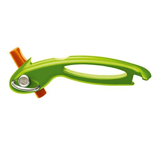 Moha Moderne Haushaltwaren AG New 60609Duo kann die Sicherheit und Glasöffner in einem–Parent Grün